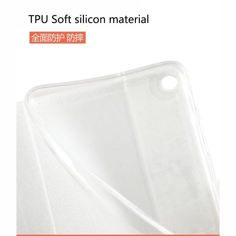 Mood Huawei T1 jaoks 7.0 T1-701u silikoonist PU nahast kaanekott - Tahvelarvutite tarvikud - Foto 6