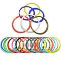 130 Metros 26 Colores Al Azar 1.75mm Pluma 3D Material de Modelado Pluma Impresora 3D Filamento Impresora ABS