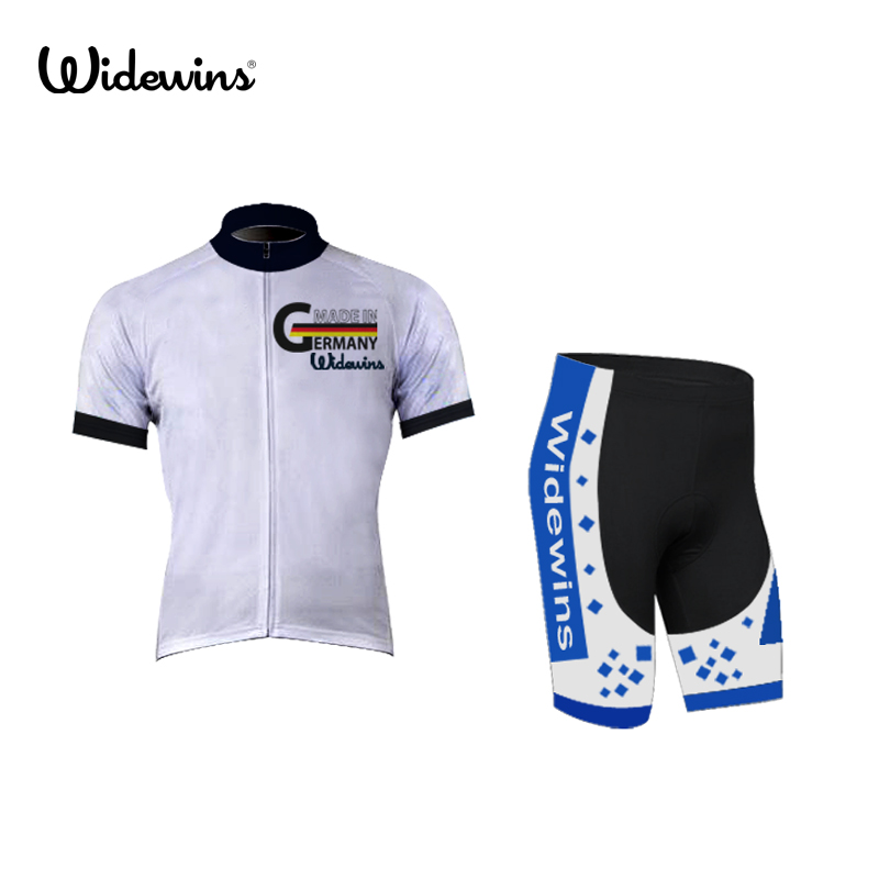 Maillot de cyclisme allemagne hauts vêtements de cyclisme Ropa Ciclismo manches courtes Maillot de vélo vtt Maillot Ciclismo 5010