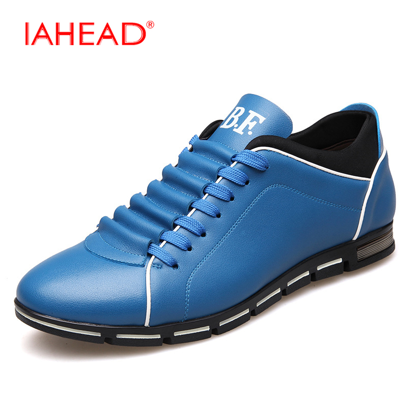 New Men Causal Shoes Leather Spring Autumn Shoes Comfortable Breathable Fashion Men Shoes Super Quality MC004 blai hilton 2017 new fashion spring autumn men shoes genuine leather shoes slip on breathable comfortable men s casual shoes