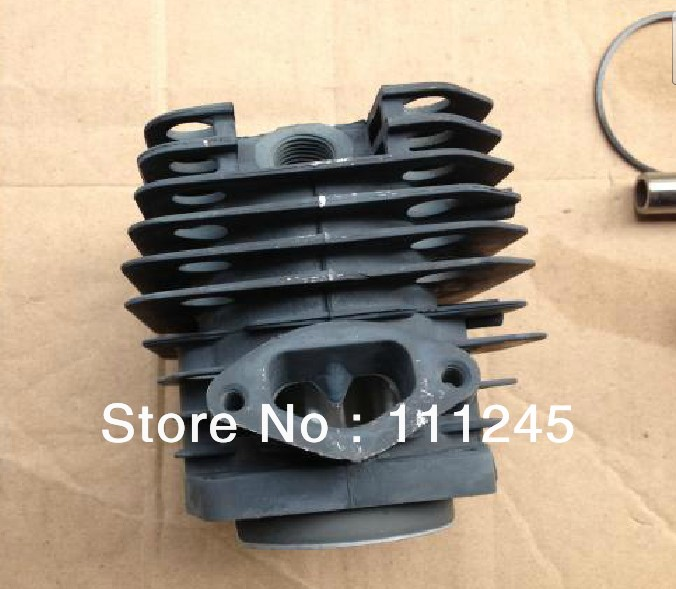 CYLINDER KIT  42.5MM FOR  CHAINSAW 5800 6500 6900 ENGINES FREE SHIPPING CHEAP 58CC CHAIN SAW  ZYLINDER KOLBEN KIT manufacturers 5200 chainsaw cylinder assy cylinder kit 45 2mm parts for chain saw 1e45f on sale