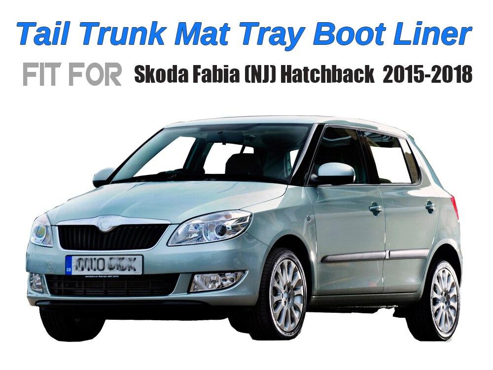 AUDI A4 AVANT 2005-2008 HEAVY DUTY RUBBER CAR BOOT TRUNK LINER MAT 120 x 80 cm