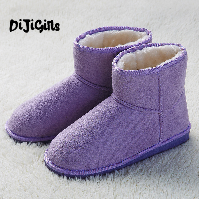 NEW High Quality Women Winter Boots Australia Brand Classic Snow Boots short  Boots only true love high quality women boots winter snow boots