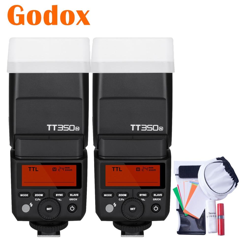 Godox mini TT350/C TTL HSS 2.4/GHz flash per fotocamere Canon