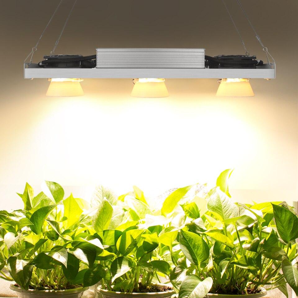 Dimmable COB LED Grow Light Full Spectrum led grow light full spectrum Vero29 Citizen LED Growing