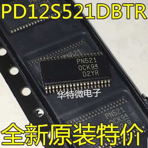 5pcs/lot TPD12S521DBTR TPD12S521 PN521 TSSOP-38 In Stock