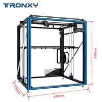 2019 최신 tronxy X5ST 500 2E X5ST 400 2E X5ST 2E 더 큰 3d 프린터 2 in 1 out 이중 색상 압출기 cyclops 단일 헤드|3D 프린터|컴퓨터 및 사무용품 -