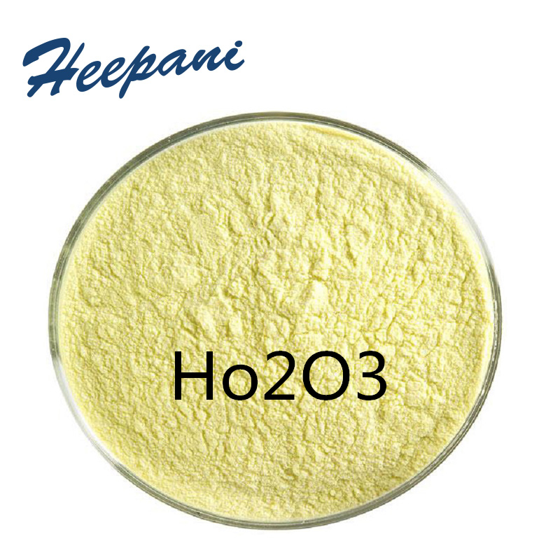 Free Shipping Holmium Oxide Pure 99.9% Ho2O3 Rare Earth Powder For Catalyst Or Glass Making
