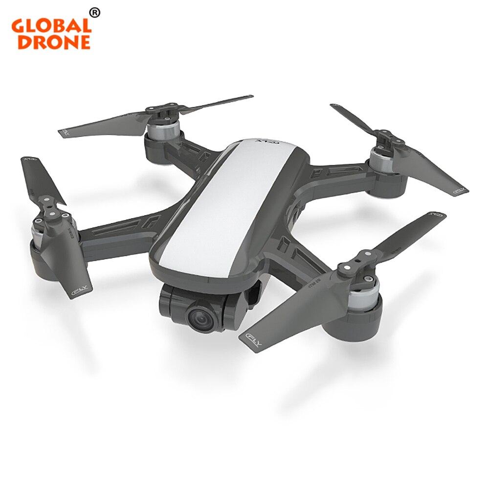 Drone Global CFLY rêve GPS Drones sans brosse avec caméra HD 1080 P suivez-moi Auto retour à la maison RC hélicoptère FPV Quadrocopter