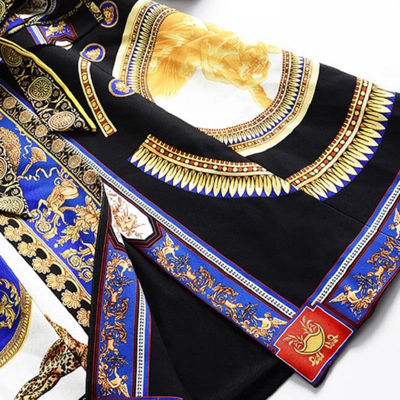 Femmes Motif Robe Manche Grande Taille 6xl 5xl Fleurs Dame Fête 7xl Appliques Élégante Printemps Style Nouveau Tunique Été Évasée vE5qRcw7qf