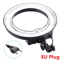 Neewer Camera Photo Video 14 inches Outer 10 inches Inner 400W 5500K Photographic Lamp Ring Fluorescent Continous Light