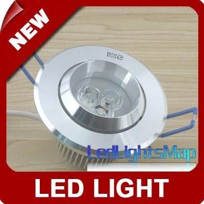 Free Shipping 3w led ceiling light LED Ceiling Lamp