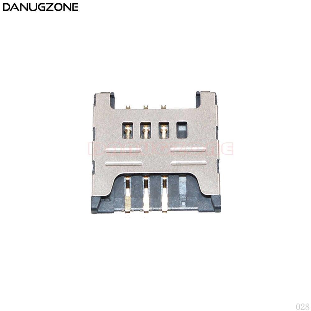 Baki Slot Kartu SIM Soket Slot untuk Samsung Catatan N7000 I9000 I9003 S5360 C3300 W799 S5690 I8700 I5500 S5360 S5570