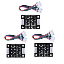 TL Smoother Addon Module for Pattern Elimination Motor Clipping Filter 3D Printer Stepper Motor Drivers for 3D Printer Parts for epson original new 270 dedicated motor 270 motor word car motor printer parts
