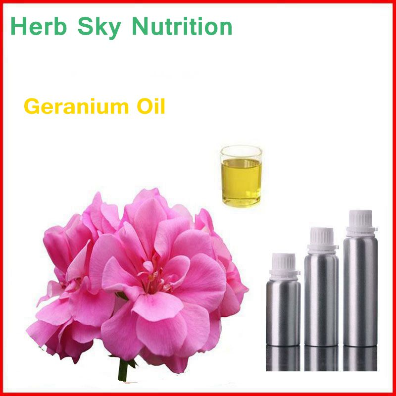 100% natural&pure Geranium Oil with free shipping, cold pressed цены онлайн