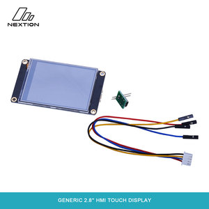Image 3 - Nextion Enhanced NX3224K028   Generic 2.8 HMI Touch Display Built in RTC/8 digital GPIO/Larger Flash Capacity Applied to IoT