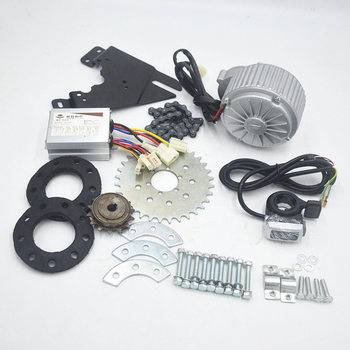 24V/36V 450W ebike kit electric Bike bicycle Conversion Kit for charge Bicycle use Spoke Sprocket Chain Drive into ebike