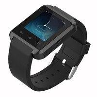 Bluetooth Smart Uhr U8 Armbanduhr Fitness Tracker Uhr für Smartphones IOS Apple iphone Android Samsung uhren inteligentes