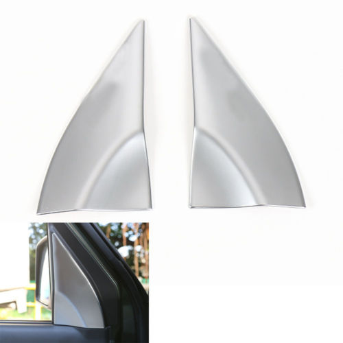 Red/Silver Car Front Door Sound Stereo Cover Trim Speaker Panel Styling Sticker 2x Fit For Suzuki Jimny 2007-12 13 14 15 for ipod classic 6th 7th front cover silver panel faceplate fascia housing cover
