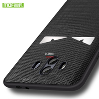For Huawei Mate 10 Case Cover Mate10 Pro Cover Leather Silicone Luxury Back Protect Shell MOFi