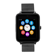 Smart Watch Sim Push Message Bluetooth Android IOS Z60 Phone Mens and Womens Sports for iPhone Xiaomi Huawei