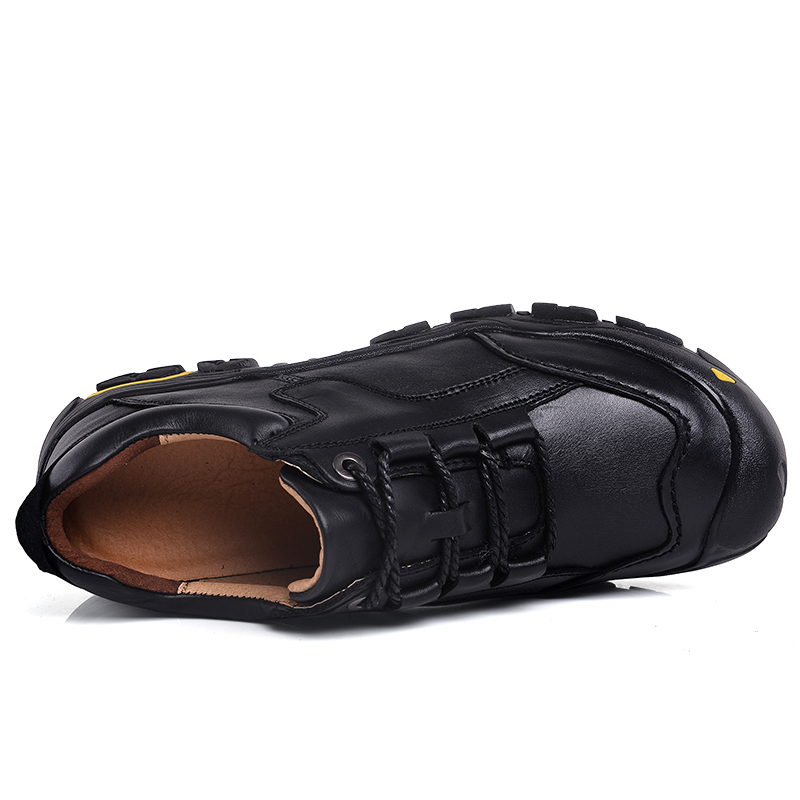 Ar Vaca black Tênis Size Black Sycatree Esportivos Plus With Dos À 50 brown Homens D' Couro Calçados Inverno Fur Casuais Prova Fur brown De Sapatos Livre Negócios Outono Grande Ao Água CqCPY