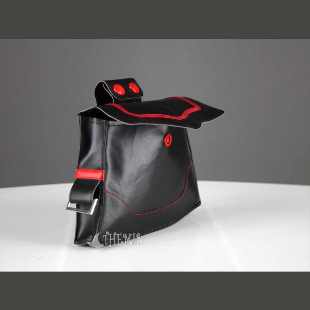 MMGG D.Gray-man 코스프레 액세서리 허리 가방 플러시 사이즈 레귤러 사이즈 벨트 길이 맞춤 제작 사이즈