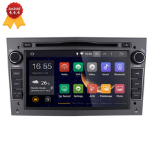 Free Shipping 1024*600 2 Din A9 1.6GHz Car Android 4.4.4 DVD GPS For Opel Astra Antara Combo Vivaro Vectra Zafria With Canbus