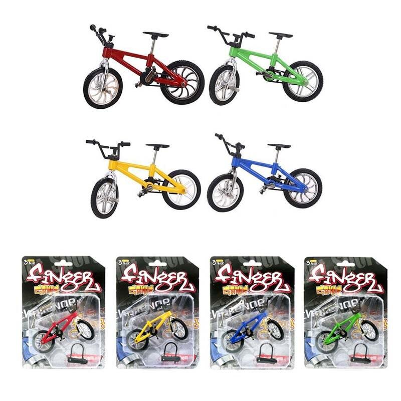Мини-велосипед Флик Трикс Finger Bikes игрушки велосипед модельные гаджеты Новинка кляп игрушки для детей Рождественский подарок