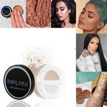 Face Makeup Highlighter 19 Color Diamond Glow Bronzer Highlighter Powder loose powder highlighter illuminator contouring makeup антонин дворжак лужанская месса ре мажор