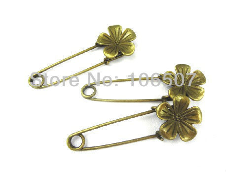 5PCS Copper Alloy classic cute and beautiful pin brooch,party decor,flower brooch high quanlity,hot sell free shipping wholesale