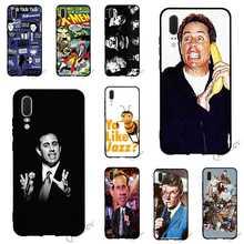 цена на Print Jerry Seinfeld Phone Case for Huawei P20 Cover P10 P8 Lite Pro P9 Mini P Smart Mate 10 20 Skin