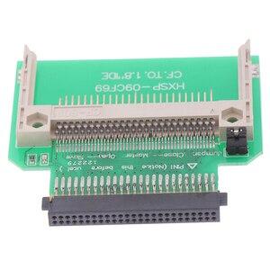 """Image 1 - コンパクトフラッシュ Cf 1.8 """"IDE 50 ピン変換アダプタハードドライブライザーカード Adaptator"""