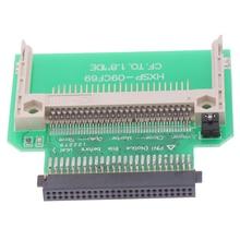 "Compact Flash CF To 1.8"" IDE 50 Pin Converter Adapter Hard Drive Riser Card Adaptator"