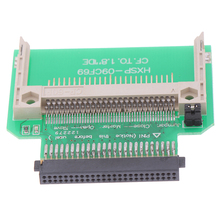 """Nhỏ Gọn Đèn Flash CF 1.8 """"IDE 50 Pin Adapter Chuyển Đổi Ổ Cứng Thẻ Mạch Adaptator"""
