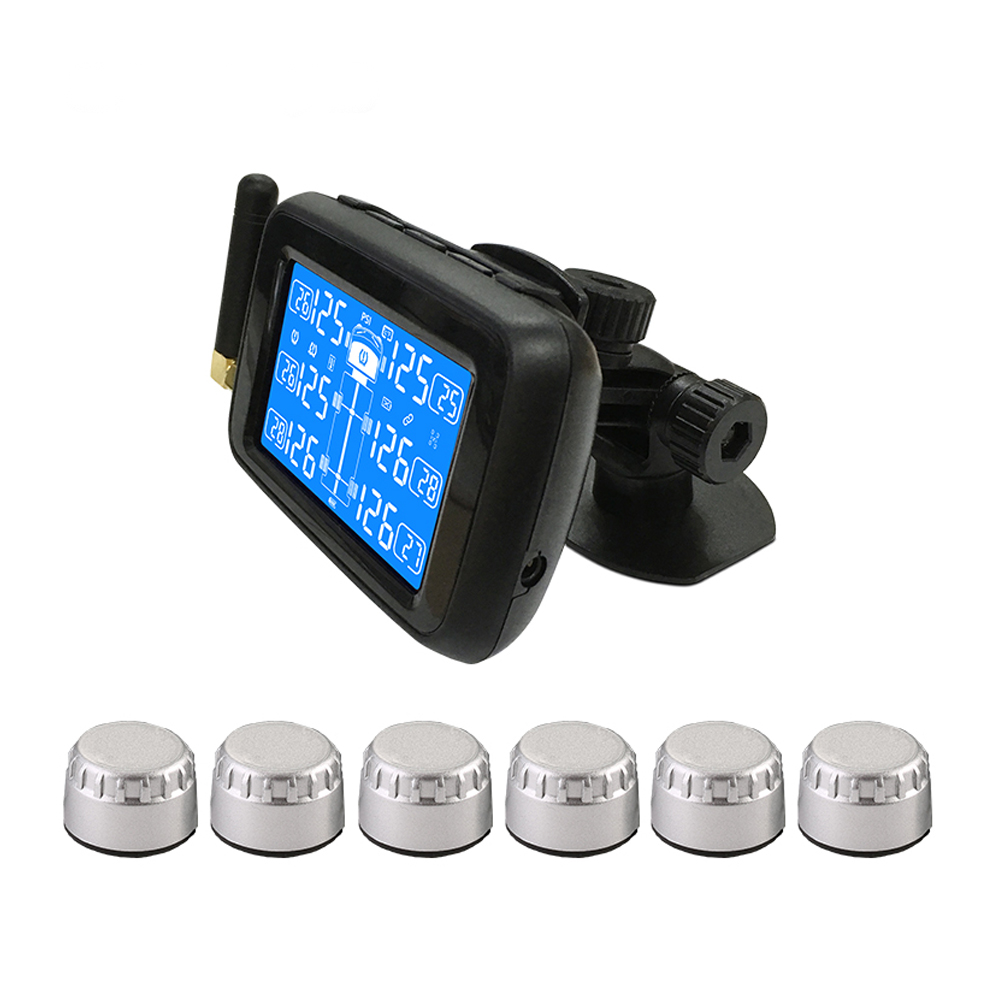 /Extended Tyre Pressure Monitoring System TPMS Sensor 5-6 TYRE PRESSURE MONITOR/