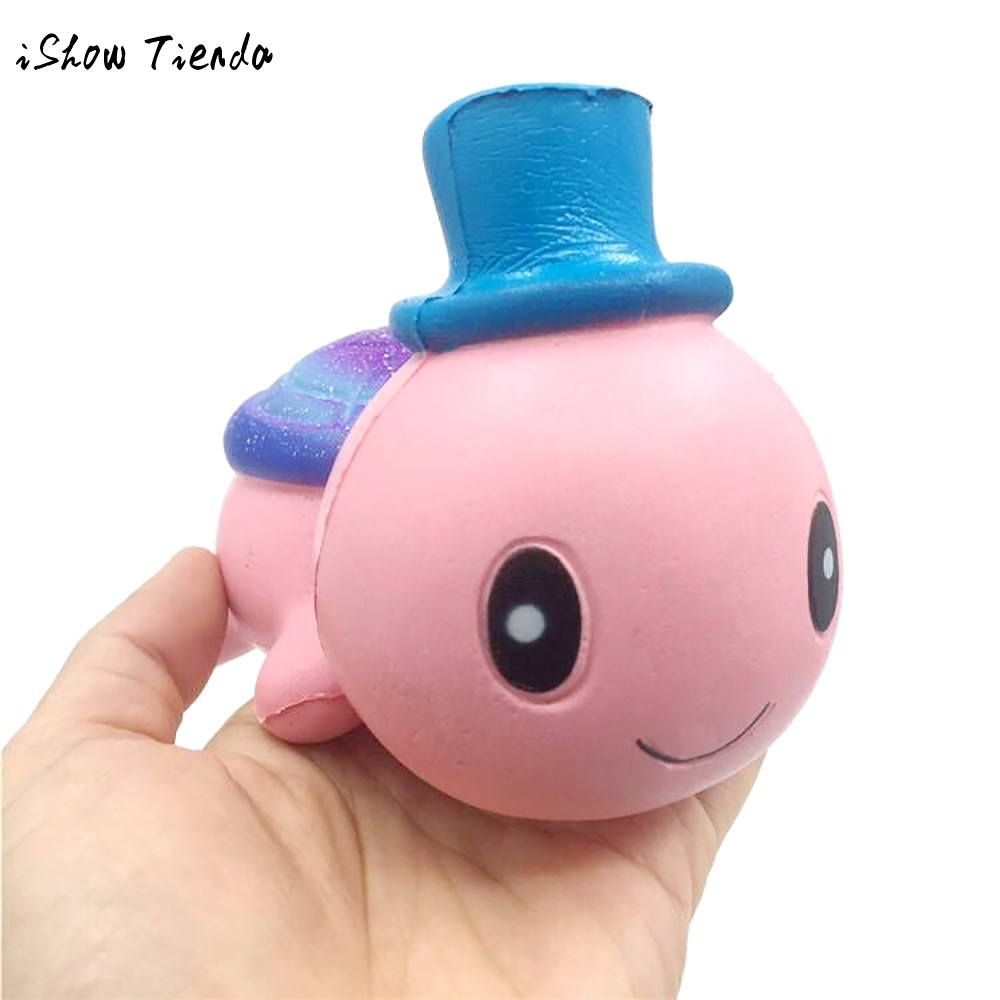 Exquisite Fun Q Tortoise Scented Squishy Charm Slow Rising 13cm Simulation Toy anti-stress educational toys for children gift