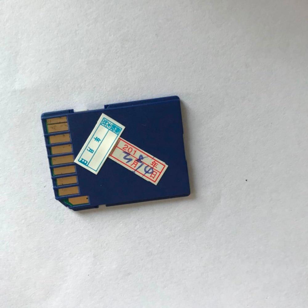 1pcs  For Postscript 3 Module Unit SD Card For Ricoh MP C2050 C2550