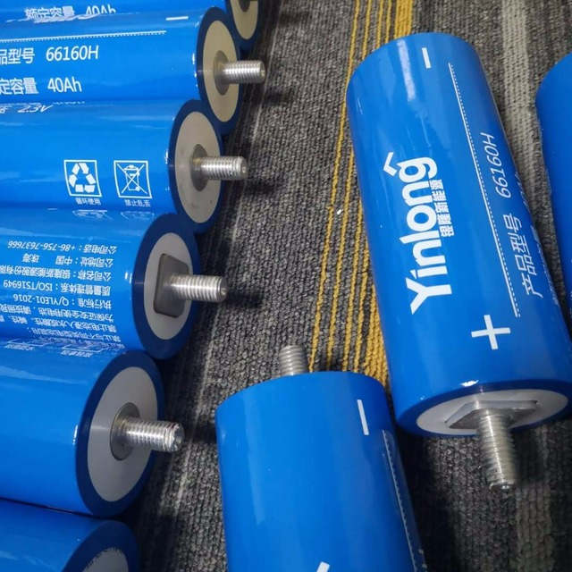 US $310 0 |6pcs LTO 66160 2 4v 40Ah Lithium Titanate Battery Cell 2 3v  66160 10C 400A for Diy Pack 12v 14 4v Power Long Cycle Life stocks-in