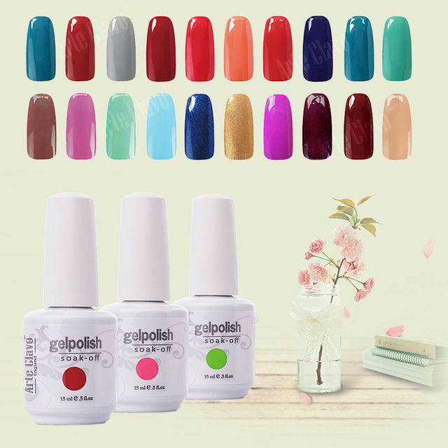 Lowest Price Beautiful 220 Colors Arte Clavo Any 3 Wholesale Nail ...
