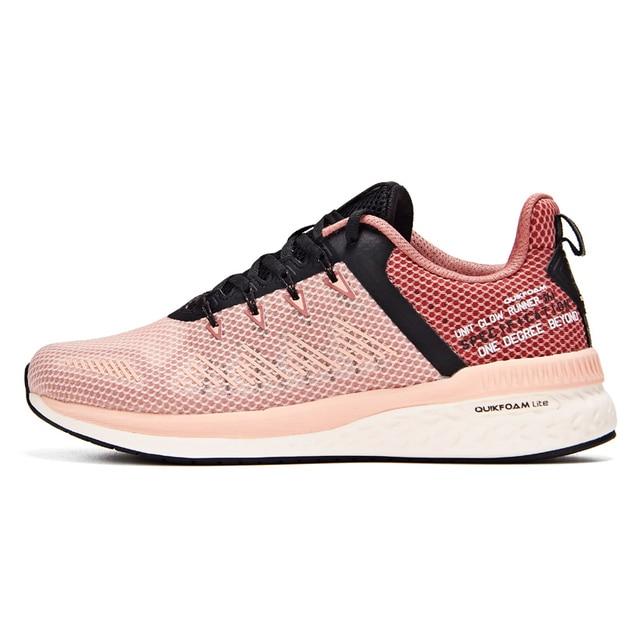 361 градусов 2019 Новое поступление женские кроссовки дышащие легкие воздушные подушки спортивные кроссовки удобные мягкие 581932218