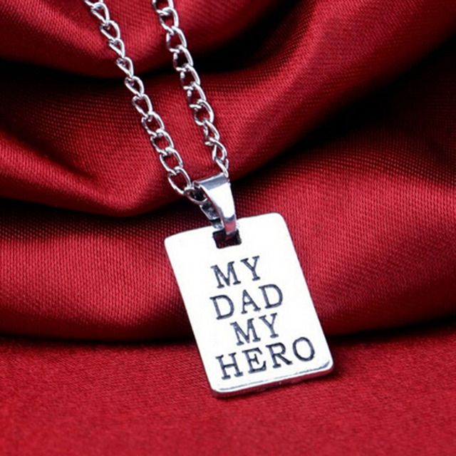 Father's Day Design Pendant