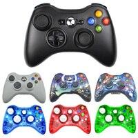 Controller Wireless Per XBOX 360 360 Console Per Microsoft XBOX360 Gaming Gamepad Fit Per Il Calcolatore Del PC Controle