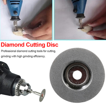 100mm Diamond Grinding Disc Cut Off Discs Wheel Glass Cutting Saw Blades Rotary Abrasive Tools Silver Abrasive Tools
