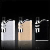 60 Вт электронных сигарет Vape комплект 1600 мАч высокое Мощность Vape набор кальян пара Starter S