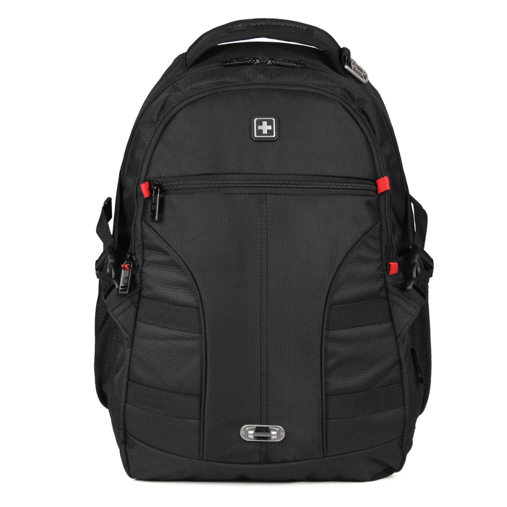 ФОТО Clearance Sale High Quality Fashion Swisswin Backpacks Men Women Large Capacity 14