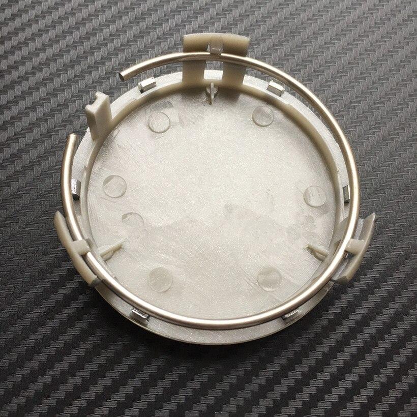 100pcs 75MM Matt black,Silver,Bright black Car Wheel Center Cover Hub Cap Logo E200 E260 E300 ML350 W230 Styling