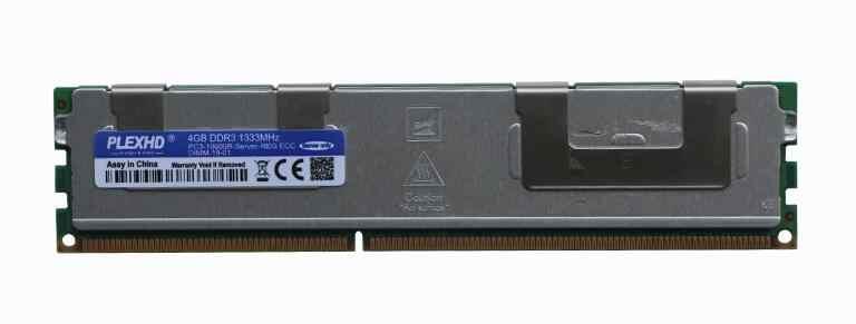 PLEXHD 4GB 8GB 16GB DDR3 PC3 1866Mhz 1600Mhz 1333Mhz 1066Mhz di memoria del Server X79 x58 2011 LGA2011 ECC REG 14900 12800 10600 MB di RAM