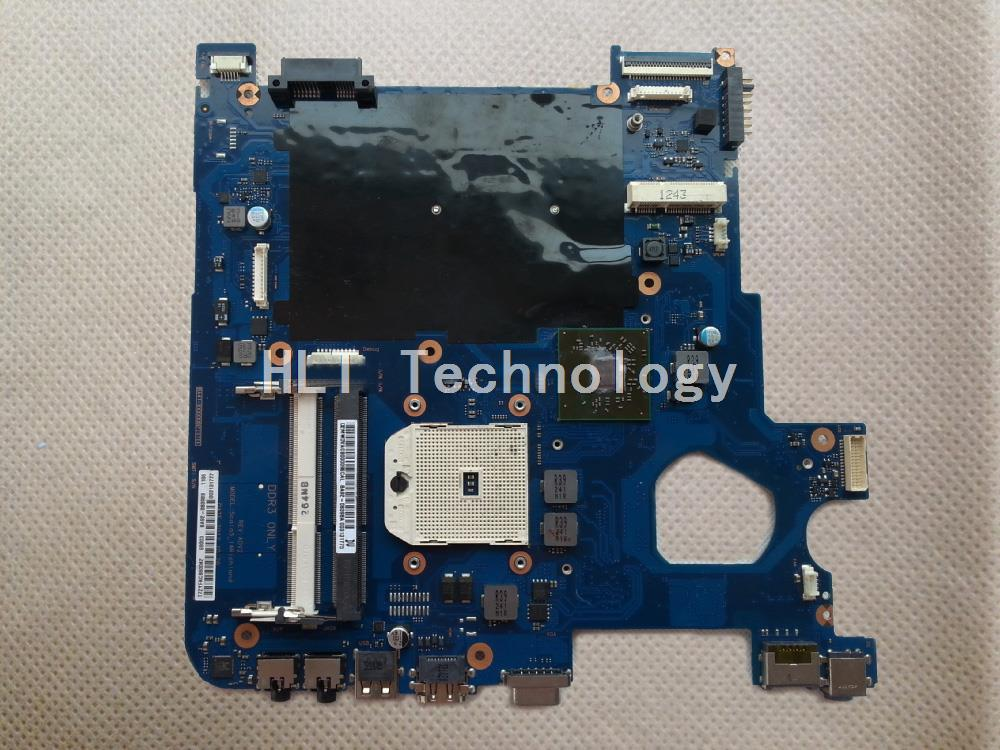 SHELI laptop Motherboard For Samsung NP305E4A DDR3 BA92-08398A non-integrated graphics card 100% fully tested