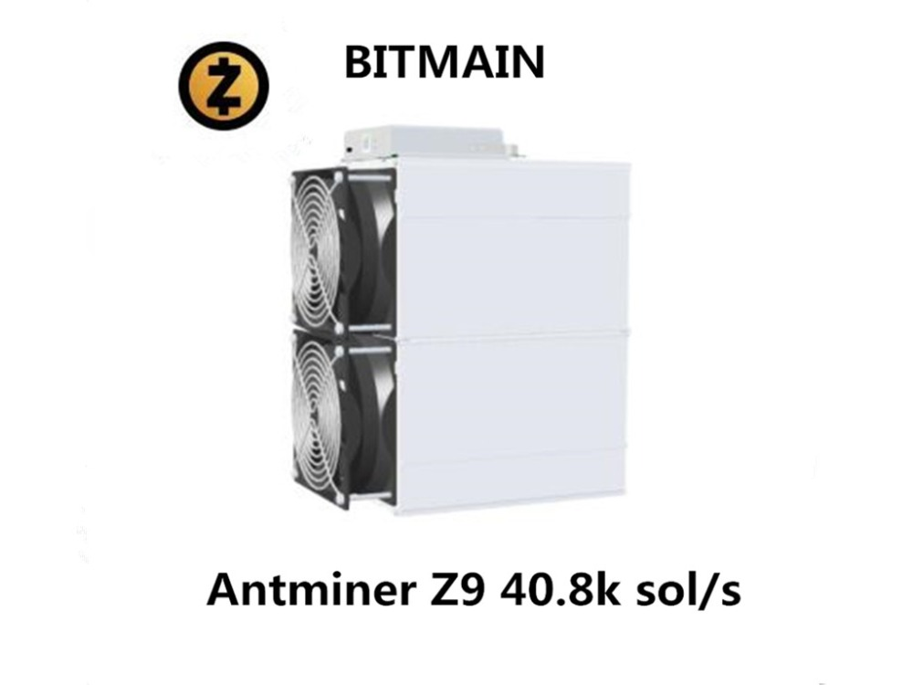 ZCASH Miner Antminer Z9 42k Sol/s с Bitmain APW3 1600W PSU Equihash Miner лучше, чем Antminer S9 Z9 Mini Innosilicon A9